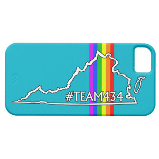 #TEAM434 - PHASE II RAINBOW iPhone 5 COVERS