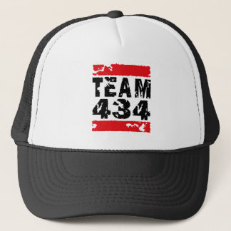 TEAM 434 - RUN the DMV Trucker Hat