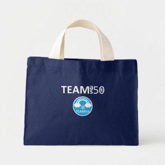 Team 50 konpakutototo mini tote bag