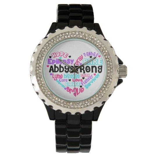 Team AbbyStrong Watch