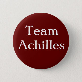 Team Achilles Badge 2 Inch Round Button