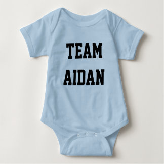 Team Aidan Autism Awareness Bodysuit