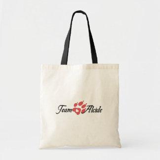 Team Alcide Tote Bag