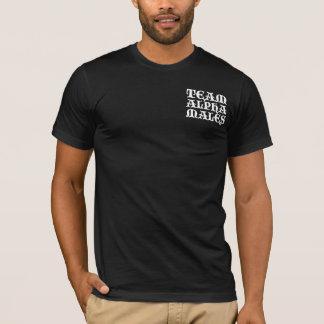 Team Alpha Front/Back T-Shirt