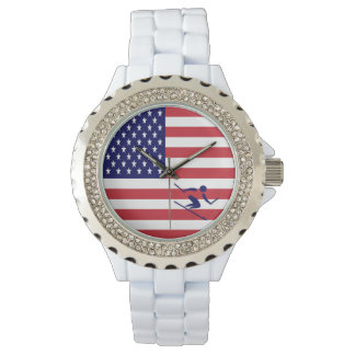 Team Alpine Skiing USA Watch