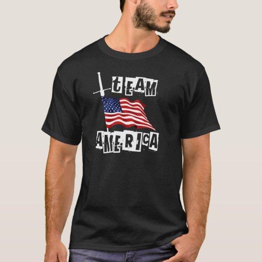 Team America HEMA (Dark) T-Shirt