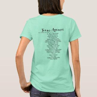 Team Anamei MOOT T-Shirt
