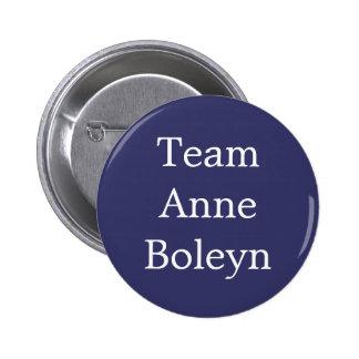 Team Anne Boleyn 2 Inch Round Button