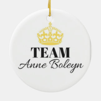 Team Anne Boleyn Ornament