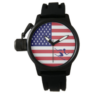 Team Apline Skiing USA Watch