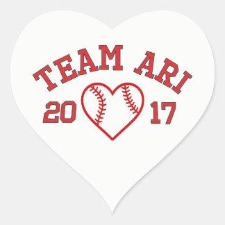 Team Ari sticker