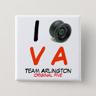 Team Arlington pin