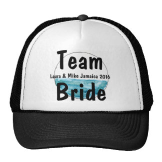 TEAM Attaches Circle 1 Trucker Hat