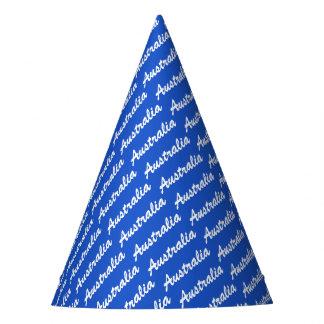 Team Australia party hat