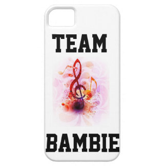Team Bambie iPhone case