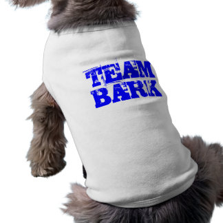 Team Bark Official Gear Doggie T Shirt