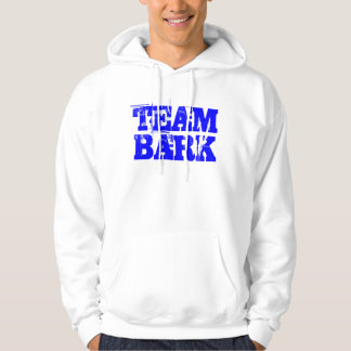 Team Bark Official Gear Hooded Sweatshirt