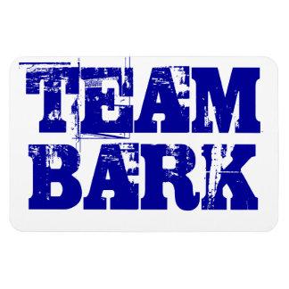Team Bark Official Gear Magnet