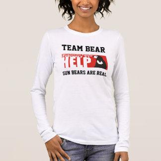 Team Bear Long Sleeve T-Shirt