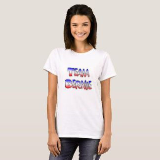 Team Bernie Presidential Election Support Shirt