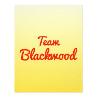 Team Blackwood Flyers