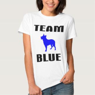 Team Blue Shirt