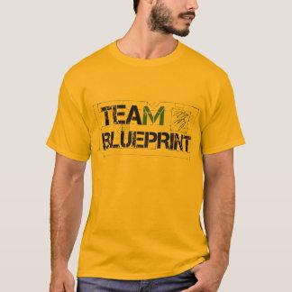 Team Blueprint Gold Shirt