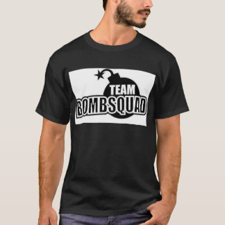 Team Bombsquad Trucker T-Shirt