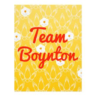 Team Boynton Flyers