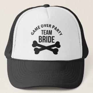 Team Bride - Bachelorette party Trucker Hat