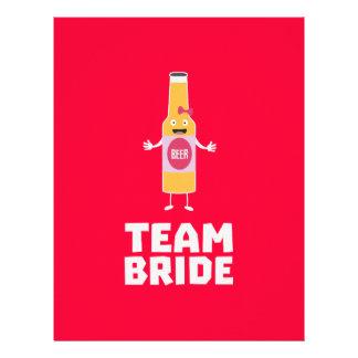 Team Bride Beerbottle Z5s42 Flyer