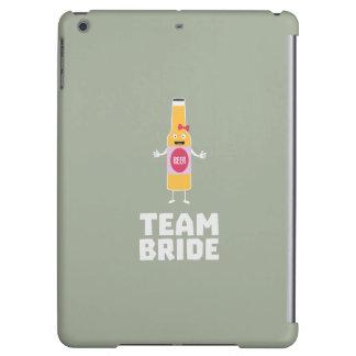 Team Bride Beerbottle Z5s42 iPad Air Case