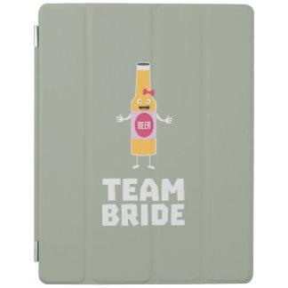 Team Bride Beerbottle Z5s42 iPad Smart Cover