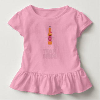 Team Bride Beerbottle Z5s42 Toddler T-shirt