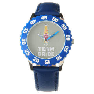 Team Bride Beerbottle Z5s42 Watch