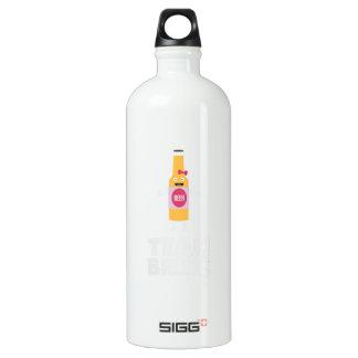 Team Bride Beerbottle Z5s42 Water Bottle