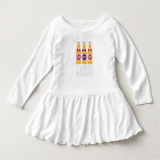 Team Bride Beerbottles Z26ll Dress