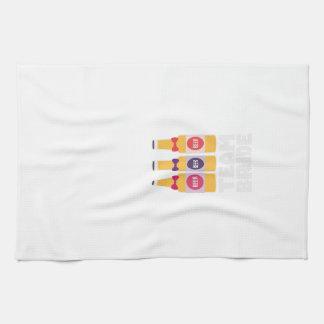 Team Bride Beerbottles Z26ll Kitchen Towels