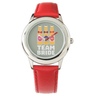 Team Bride Beerbottles Z26ll Watch