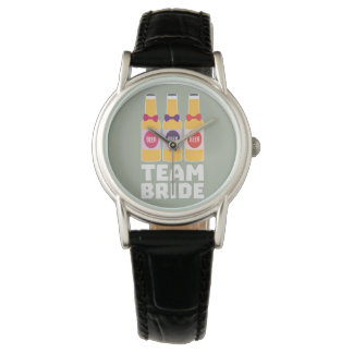 Team Bride Beerbottles Z26ll Watch