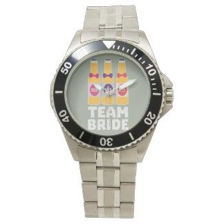 Team Bride Beerbottles Z26ll Wristwatches