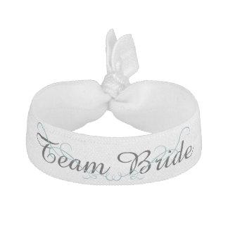 Team Bride_Bridesmaids Customizable Hair Tie