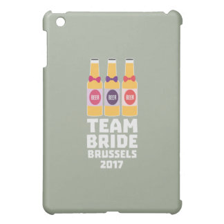 Team Bride Brussels 2017 Zfo9l Case For The iPad Mini
