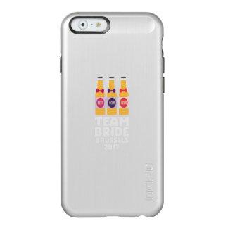 Team Bride Brussels 2017 Zfo9l Incipio Feather® Shine iPhone 6 Case