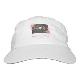 Team Bride Colorado State Wedding Hat