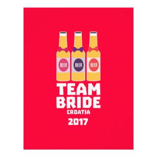 Team Bride Croatia 2017 Z6na2 Flyer