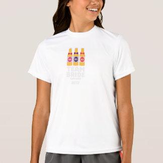Team Bride Denmark 2017 Zni44 T-Shirt