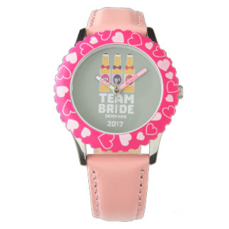 Team Bride Denmark 2017 Zni44 Watch