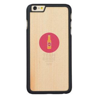 Team bride Edinburgh 2017 Henparty Z513r Carved Maple iPhone 6 Plus Case