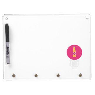 Team bride Edinburgh 2017 Henparty Z513r Dry Erase Board With Keychain Holder